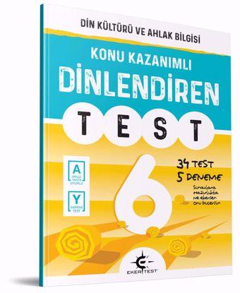 6 Sınıf Dinlendiren Test