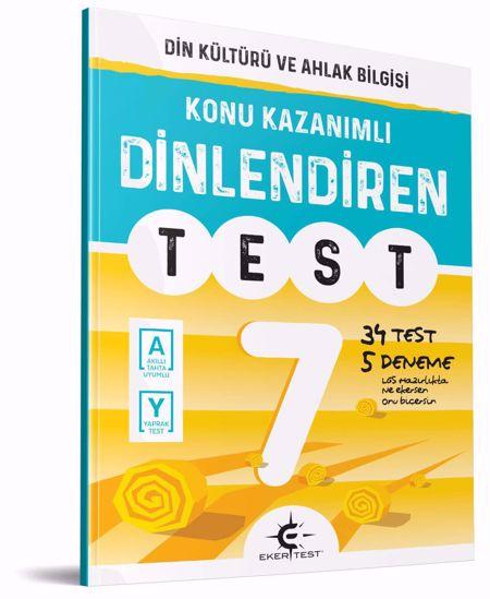 7 Sınıf Dinlendiren Test