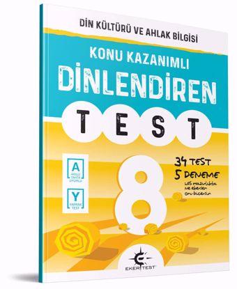 8 Sınıf Dinlendiren Test