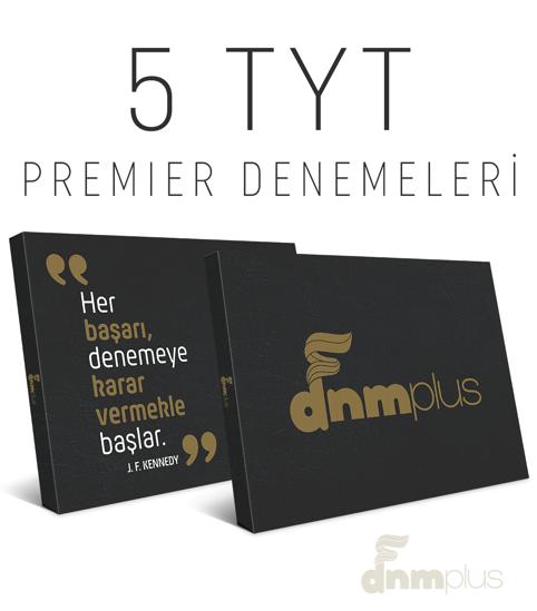 Dnmplus 5 TYT Premier Genel Deneme