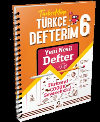 6 Sınıf Türkçemino Türkçe Defteri