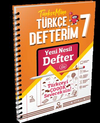 7 Sınıf Türkçemino Türkçe Defteri