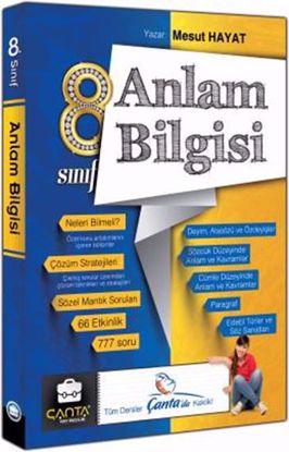 8.Sınıf Anlam Bilgisi - Çanta Yayıncılık