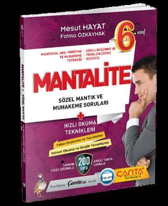 6.Sınıf – Mantalite Sözel Mantık ve Muhakeme