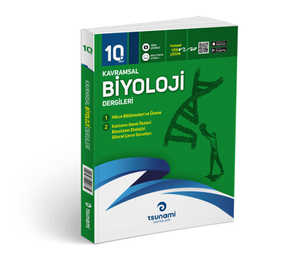 10. Sınıf Kavramsal Biyoloji Dergileri (2 Dergi)