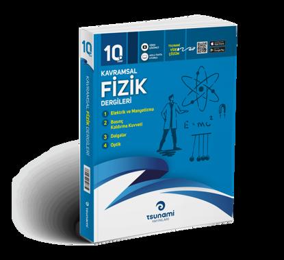 10. Sınıf Kavramsal Fizik Dergileri (4 Dergi)