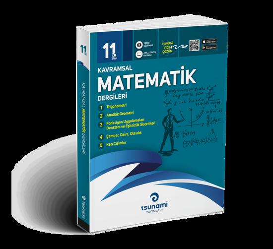 11. Sınıf Kavramsal Matematik Dergileri (4 Dergi)