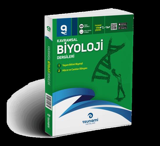 9. Sınıf Kavramsal Biyoloji Dergileri (2 Dergi)