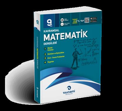 9. Sınıf Kavramsal Matematik Dergileri (4 Dergi)