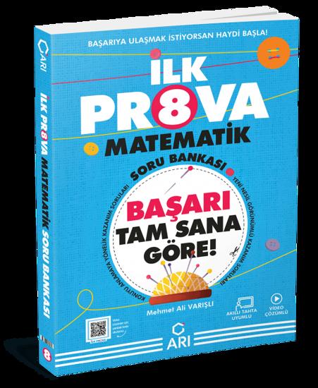 8 Sınıf İlk Prova Matematik